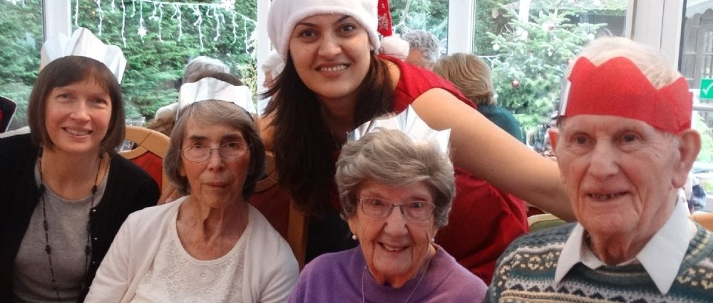 Residents Christmas Party 2016