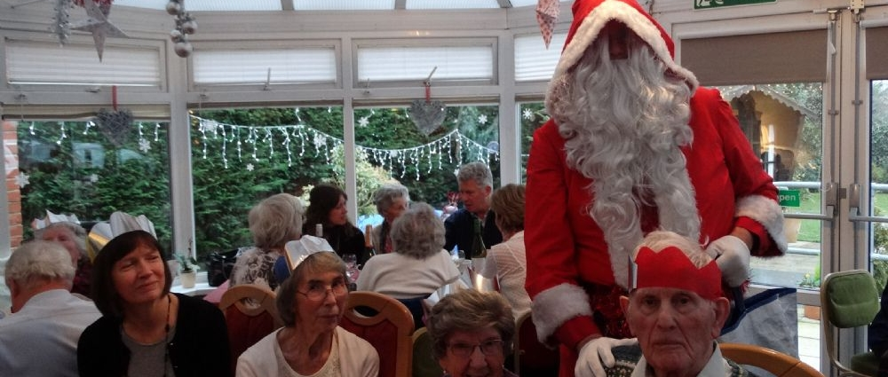 Residents Xmas Party 2016
