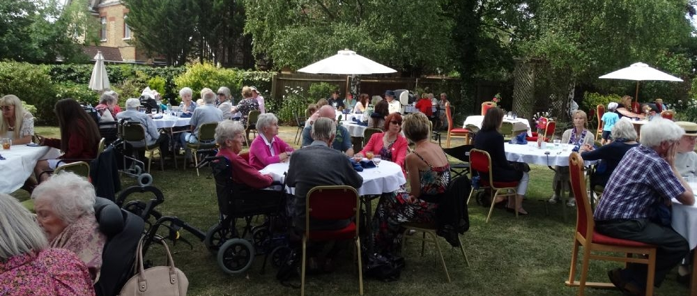More of our Summer Party Pictures